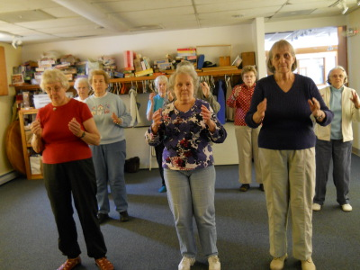How to Find a Tai Chi class in your area
